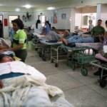 HMC maracay epidemia por bacteria infecciosa