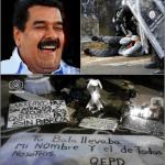 NITU PÉREZ OSUNA, Maduro solidario con violadores de DDHH