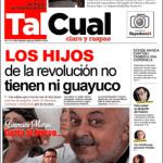 LAUREANO MÁRQUEZ, Carta al huevo