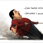 NITU PÉREZ OSUNA, El rechazo a Maduro ronda el 80 por ciento