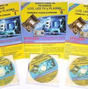 Curso de TV LCD, LED y Plasma