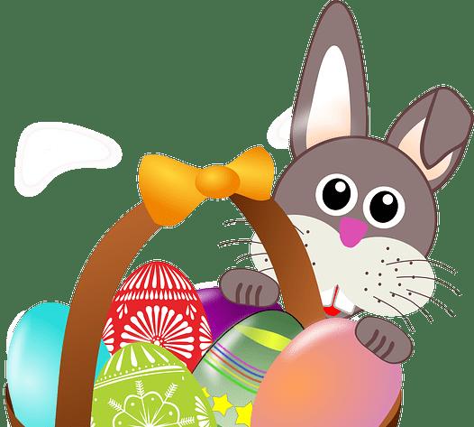 Easter Bunny Pixabay
