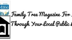 Read genealogy magazines for free