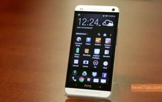 Factory reset htc one - Backup htc