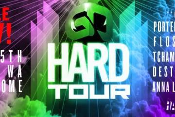 Go hard tour Seattle