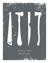 Bare & Hatchet Kickstarter Poster