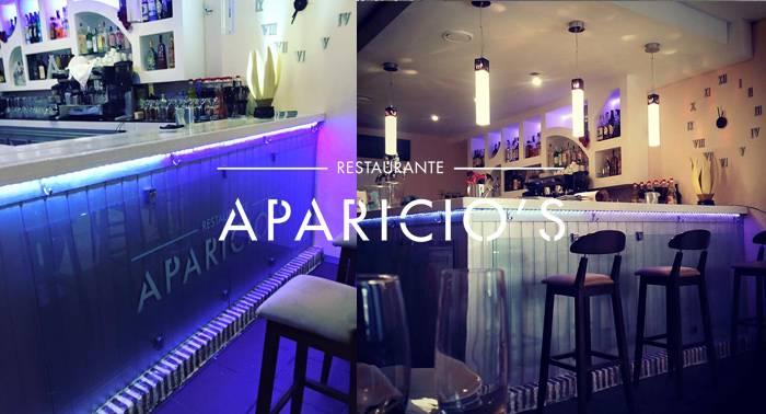 Restaurante Aparicio's presenta su nueva carta de temporada para los meses de primavera y verano.