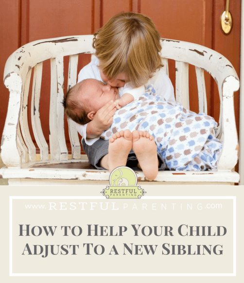 How to Help Your Child Adjust to a New Sibling