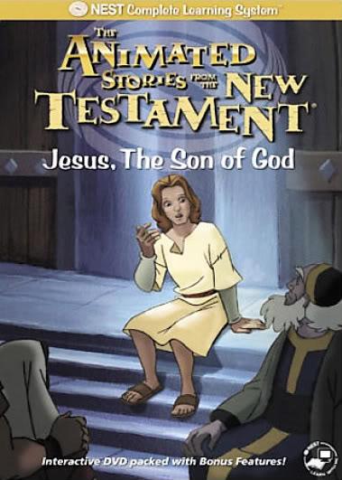 Isus Fiul Lui Dumnezeu - desene animate