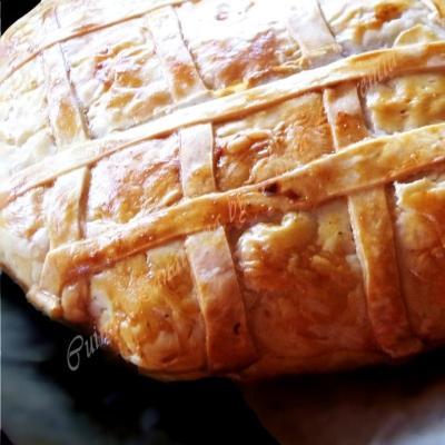 Placinta taraneasca cu varza