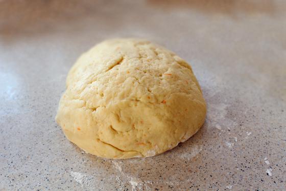 Preparare Baigli - bejgli - unguresc cu mac si cu nuca 3