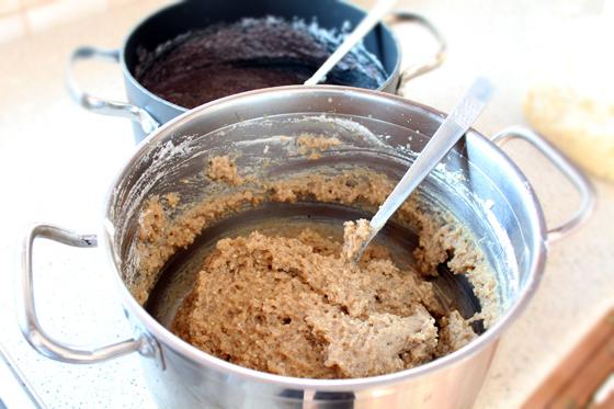 Preparare Baigli - bejgli - unguresc cu mac si cu nuca 4