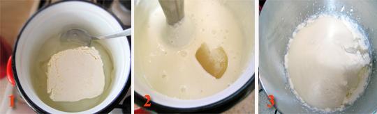 Preparare Prajitura cu mere caramelizate si crema de branza dulce 8