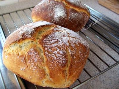 paine de casa cu cartofi, reteta paine de casa 2