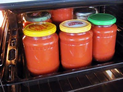 Preparare Pasta - bulion - de rosii 8