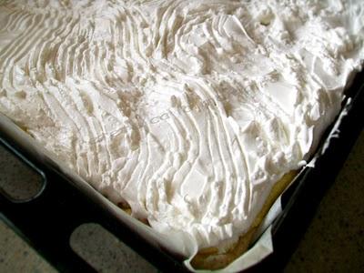 Preparare Prajitura cu branza dulce si stafide 8