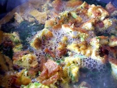 Preparare Supa de spanac 11