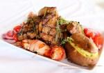 friptura de porc la gratar, reteta de friptura de porc marinata la gratar