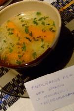 Supa de pasare cu taitei – Zupã de cocoș by ginastanciu