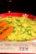 Supa de pasare cu taitei – Zupã de cocoș by stefanpizza