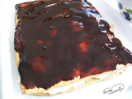 prajitura cu miere de albine 019