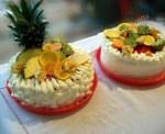 tort cu fructe si frisca 9