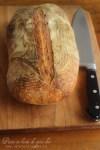 paine cu grau dur, paine cu maia si faina de grau dur