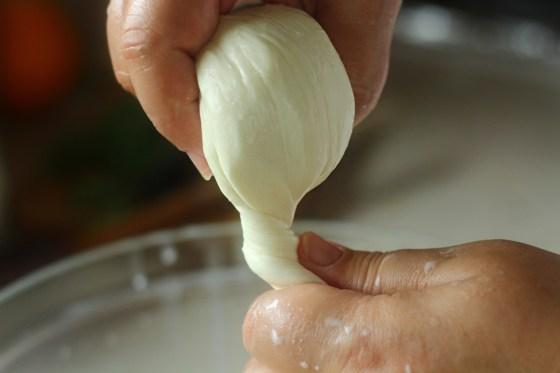 preparare mozzarella 5