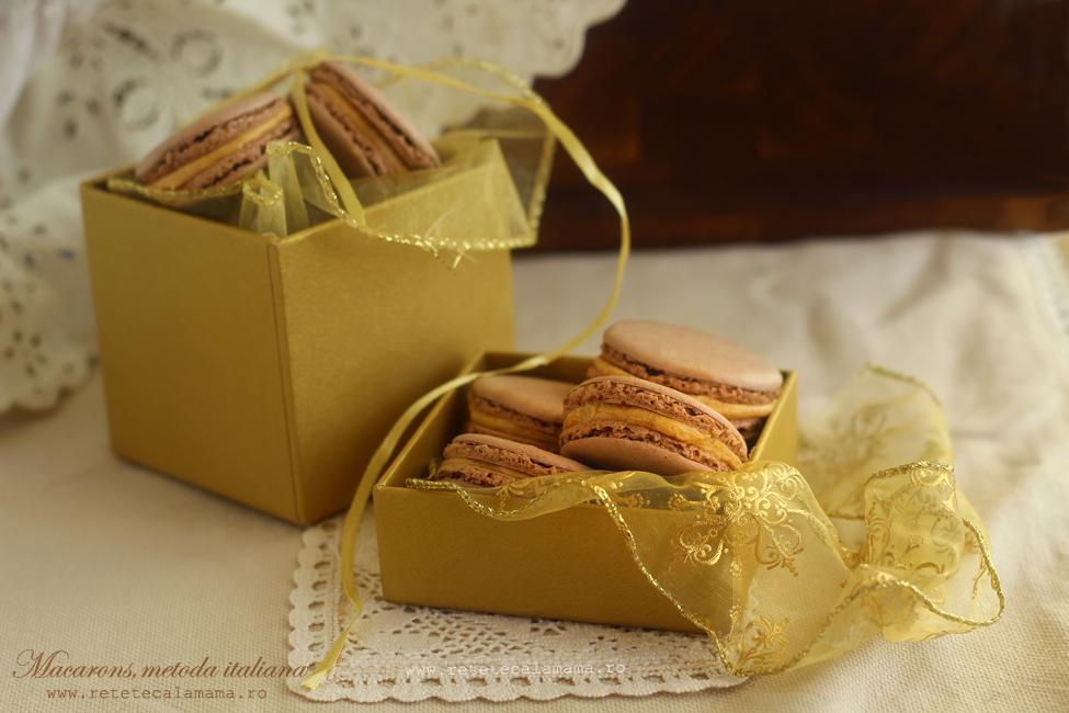 macarons italieni 1s