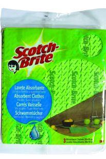 scotch and brite concurs