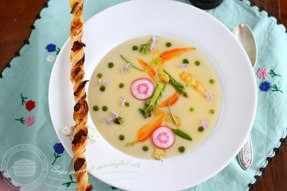 supa crema de sparanghel alb 1