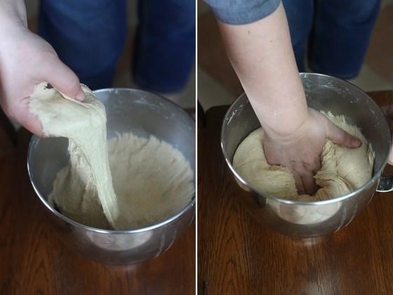 paine cu maia naturala si faina de secara - impachetari