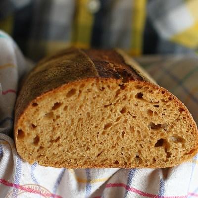 paine de secara cu maia 1