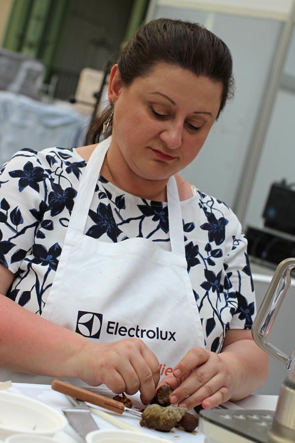 gatind la electrolux secrets des chefs