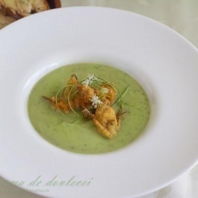 supa crema de dovlecei-1