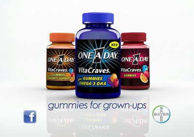 One A Day: VitaCraves