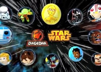 STAR WARS: DAGADAR: EWOKS