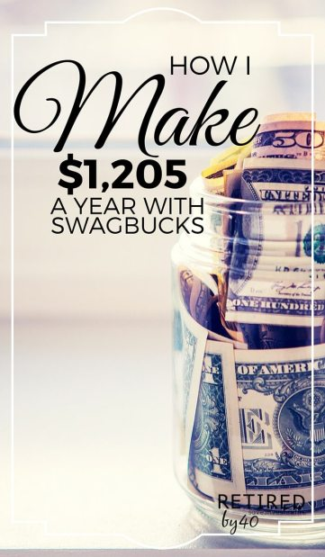 Want an extra $1,000 a year to pay for Christmas, vacation or groceries? Here's how to make money online with Swagbucks!