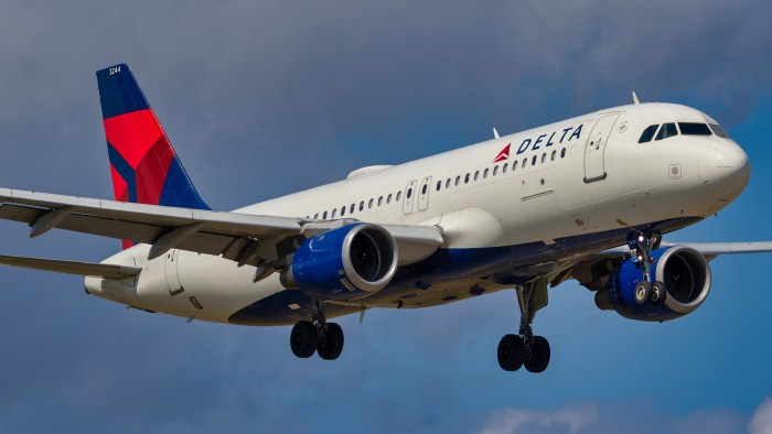 Delta Flight Turns Around To Remove Two Passengers Not Wearing Masks