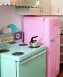 50er Küchendekor