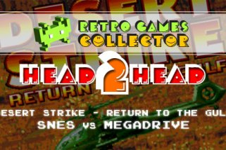 Head 2 Head: Desert Strike Return to the Gulf – SNES vs MegaDrive