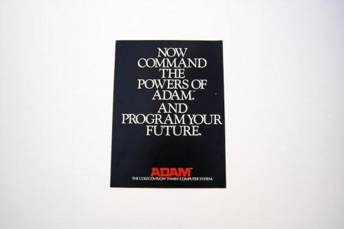 Coleco Adam brochure