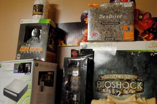 Duke Nukem Forever, Bioshock 2