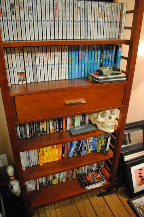 Master System and 32X collections