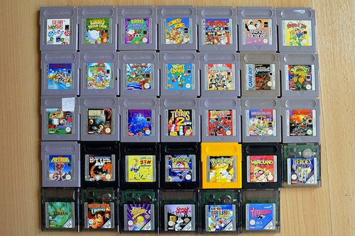 Game Boy games 1