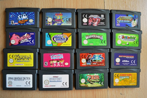 Game Boy Advance games 2