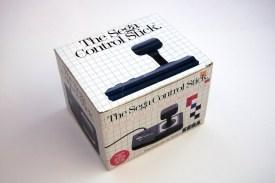 Sega Control Stick box