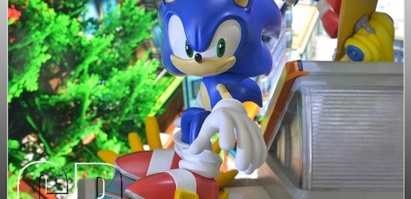 First 4 Figures Presents: Sonic Generations