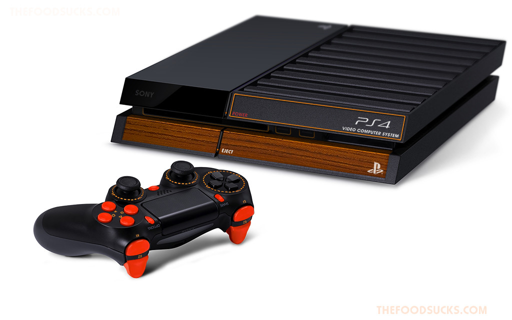 What would happen if you crossed an Atari 2600 and a PS4? - Retro ...