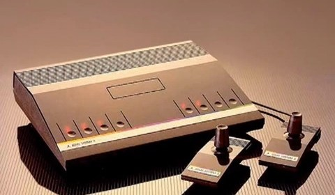 Atari Video System X Prototype Review (1982)